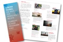 Programmheft Cinema Global 2017