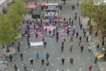 Kundgebung 1.Mai 2021 in Ingolstadt