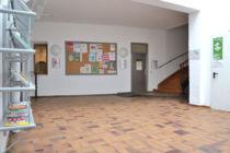 Lichthof im Erdgeschoss