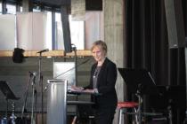 Gudrun Rihl von der Amnesty-Gruppe Ingolstadt