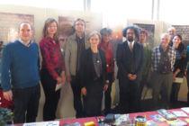 Die Amnesty-Gruppe Ingolstadt beim Tag der Menschenrechte 2016