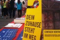 Dein Zuhause ist im weg Afrikafest 2013