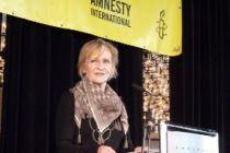 Gudruhn Rihl am Tag der Menschenrechte 2012